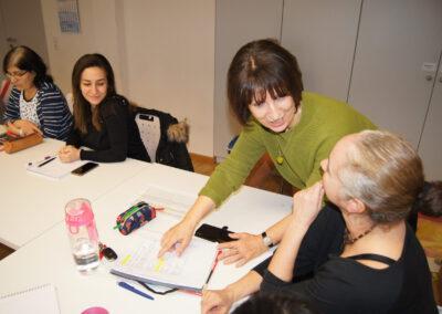 Integrationskurs für Frauen